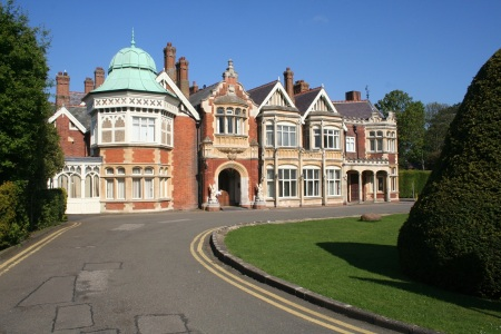 The Mansion, Bletchley Park