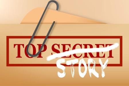 """""""Top Secret"""""""